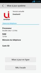 Huawei Ascend G526 - Logiciels - Installation de mises à jour - Étape 7