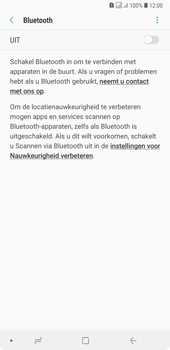 Samsung Galaxy A7 (2018) - bluetooth - aanzetten - stap 6