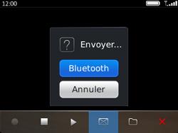 BlackBerry 9320 - Photos, vidéos, musique - Créer une vidéo - Étape 12