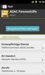 Samsung I9000 Galaxy S - Apps - Herunterladen - Schritt 20