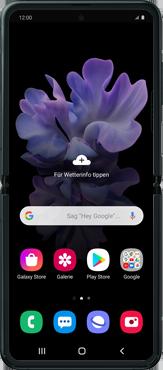 Samsung Galaxy Z flip - Internet und Datenroaming - Manuelle Konfiguration - Schritt 30