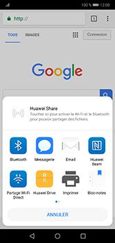 Huawei P20 Lite - Internet et roaming de données - Navigation sur Internet - Étape 21