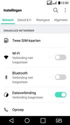 LG K4 (2017) (M160) - WiFi - Verbinden met een netwerk - Stap 3