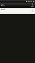 HTC One S - Internet und Datenroaming - Manuelle Konfiguration - Schritt 14
