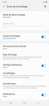 Samsung Galaxy Note20 Ultra 5G - Sécuriser votre mobile - Activer le code de verrouillage - Étape 5