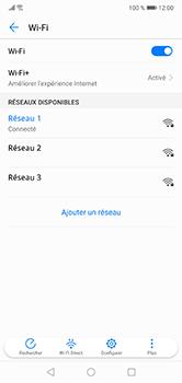 Huawei P20 Lite - Wi-Fi - Accéder au réseau Wi-Fi - Étape 8