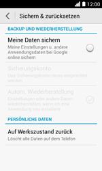 Huawei Ascend Y330 - Fehlerbehebung - Handy zurücksetzen - 0 / 0