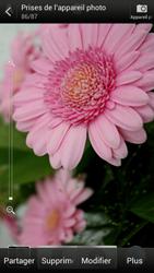 HTC One S - Photos, vidéos, musique - Prendre une photo - Étape 11