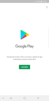 Samsung Galaxy Note9 - Applicazioni - Configurazione del negozio applicazioni - Fase 4