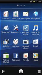 Sony Ericsson Xperia Ray - MMS - configuration manuelle - Étape 4