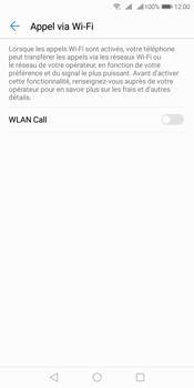 Huawei Y7 (2018) - WiFi - Activez WiFi Calling - Étape 7