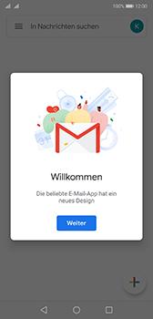 Huawei P20 - Android Pie - E-Mail - Konto einrichten (gmail) - Schritt 13