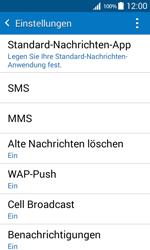 Samsung G360F Galaxy Core Prime - SMS - Manuelle Konfiguration - Schritt 6