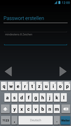 Alcatel One Touch Idol - Apps - Einrichten des App Stores - Schritt 11