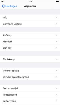 Apple iPhone 7 Plus - iOS 13 - apps - apps afsluiten - stap 6