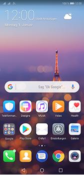 Huawei P20 Pro - Anrufe - Anrufe blockieren - Schritt 2