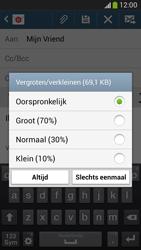 Samsung C105 Galaxy S IV Zoom LTE - E-mail - hoe te versturen - Stap 15