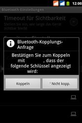 BASE Varia - Bluetooth - Geräte koppeln - Schritt 10