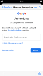Apple iPhone 6s - iOS 13 - E-Mail - 032a. Email wizard - Gmail - Schritt 7