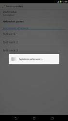 Sony C6833 Xperia Z Ultra LTE - Netwerk - Handmatig netwerk selecteren - Stap 12