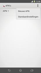 Sony C6903 Xperia Z1 - Internet - Handmatig instellen - Stap 10