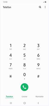 Samsung Galaxy A50 - Anrufe - Rufumleitungen setzen und löschen - Schritt 5