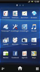 Sony Xperia Ray - Internet - Handmatig instellen - Stap 13