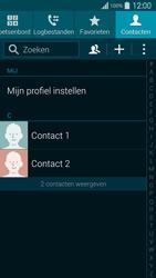 Samsung G900F Galaxy S5 - Contacten en data - Contacten kopiëren van SIM naar toestel - Stap 4