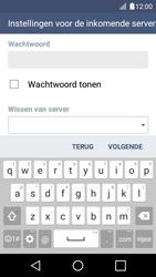 LG K4 - E-mail - Account instellen (IMAP zonder SMTP-verificatie) - Stap 12