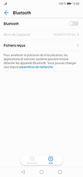 Huawei P20 Lite - Bluetooth - connexion Bluetooth - Étape 7