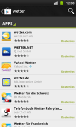 Samsung Galaxy S Plus - Apps - Herunterladen - 12 / 22