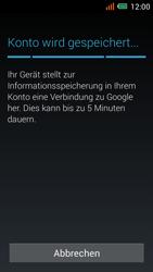 Alcatel One Touch Idol Mini - Apps - einrichten des App Stores - Schritt 20