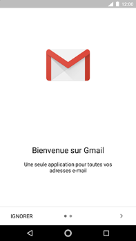 Nokia 6 (2018) - E-mail - Configuration manuelle (outlook) - Étape 4