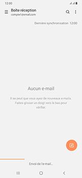 Samsung Galaxy A50 - E-mails - Envoyer un e-mail - Étape 21
