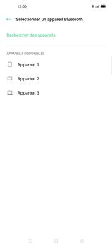 Oppo Find X2 Pro - Photos, vidéos, musique - Envoyer une photo via Bluetooth - Étape 13