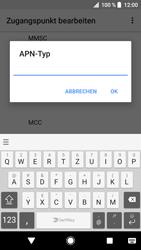 Sony Xperia XZ - MMS - Manuelle Konfiguration - 14 / 26