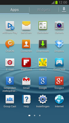 Samsung I9305 Galaxy S III LTE - Buitenland - Bellen, sms en internet - Stap 4