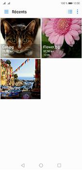 Huawei P20 pro - Contact, Appels, SMS/MMS - Envoyer un MMS - Étape 14