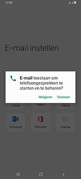 Samsung Galaxy A80 - e-mail - handmatig instellen - stap 10