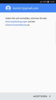 Samsung Galaxy S6 edge+ - E-Mail - Konto einrichten (gmail) - 14 / 19