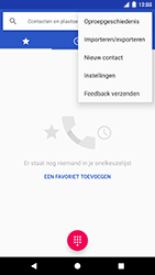 Google Google Pixel XL - voicemail - handmatig instellen - stap 5