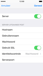 Apple iPhone SE met iOS 10 (Model A1723) - E-mail - Instellingen KPNMail controleren - Stap 18