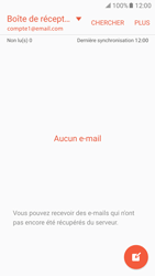 Samsung Galaxy J5 (2016) (J510) - E-mail - Configuration manuelle - Étape 6