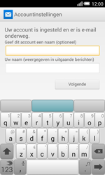Alcatel OT-5050X Pop S3 - E-mail - Account instellen (IMAP zonder SMTP-verificatie) - Stap 20