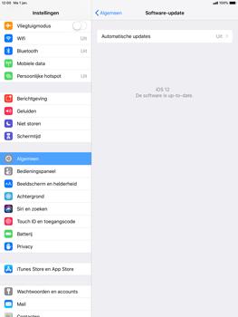 Apple ipad-pro-10-5-inch-ios-12 - Software updaten - Update installeren - Stap 6