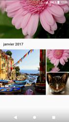 Sony Xperia XZ1 - Photos, vidéos, musique - Envoyer une photo via Bluetooth - Étape 6