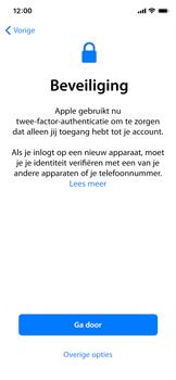 Apple iphone-11-model-a2221 - Instellingen aanpassen - Nieuw toestel instellen - Stap 26