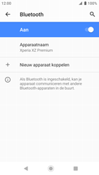 Sony xperia-xz-premium-g8141-android-pie - Bluetooth - Aanzetten - Stap 7