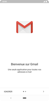 Google Pixel 3a - E-mails - Ajouter ou modifier un compte e-mail - Étape 4