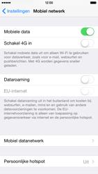 Apple iPhone 6 iOS 8 - Internet - dataroaming uitschakelen - Stap 5